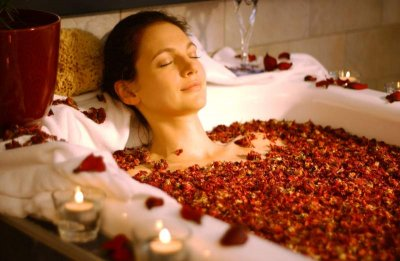 Badeöle als Aromatherapie