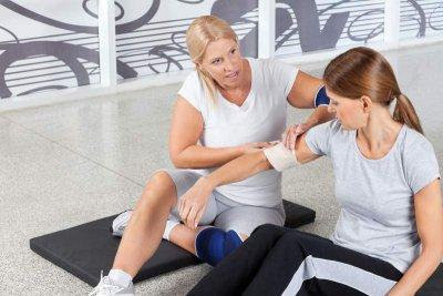 Die ambulante Physiotherapie