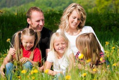 Familiengeschichte beim Therapieverfahren