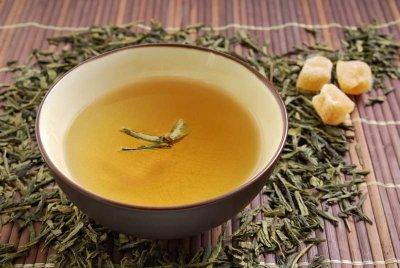 Grünen Tee: Genuss- und Naturheilmittel