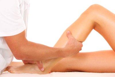 Massagen als Physiotherapie
