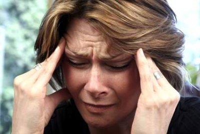 Kopfschmerzen bei Migräne