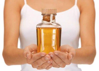 Pflanzenöl ist ein guter Erstatz fürParaffin