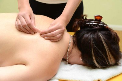 Massage als Therpiemethode