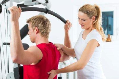 Gehalt von Physiotherapeuten