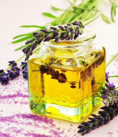 Lavendelöl als Phytotherapie