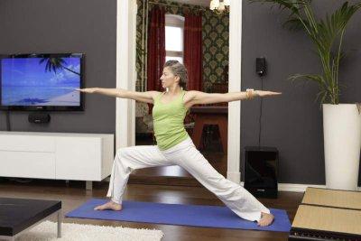 Quigong-Übungen