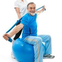 Rehabilitation:  Wiederherstellung nach Krankheit oder Unfall