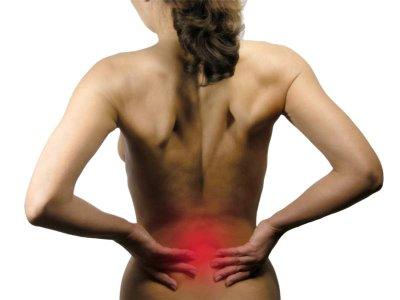 Lumbale Rückenschmerzen