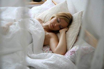 Schlafen zur Regeneration