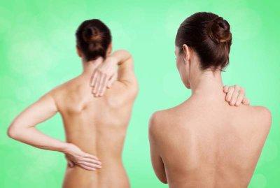 Rückenschmerzen als Symptom