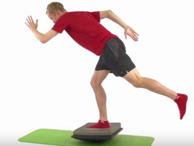 Sensomotorik-Training auf Multishape Board Schritt2