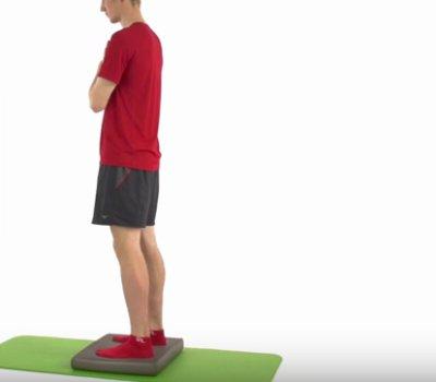 Sensormotorik Fußtraining Airex Balance Pad