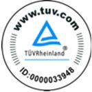 cureTape TÜV Rheinland